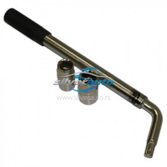 Ključ za točkove teleskop - Obavezna auto oprema (najpovoljnije cene www.silverauto.rs)