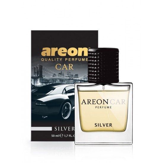AREON Car Perfume Silver - Auto osveživači (najpovoljnije cene www.silverauto.rs)