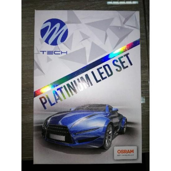 Set  Led sijalica M-Tech Platinum H7 - Led sijalice (najpovoljnije cene www.silverauto.rs)