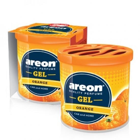 KONZERVA AREON GEL Orange - Auto osveživači (najpovoljnije cene www.silverauto.rs)
