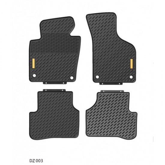 Gumene  patosnice  Volkswagen Passat B7 2011-2014 - Tipske gumene patosnice (najpovoljnije cene www.silverauto.rs)