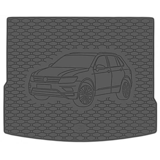 Gepek patosnica VW Tiguan od 2016 - Patosnice za gepek (najpovoljnije cene www.silverauto.rs)