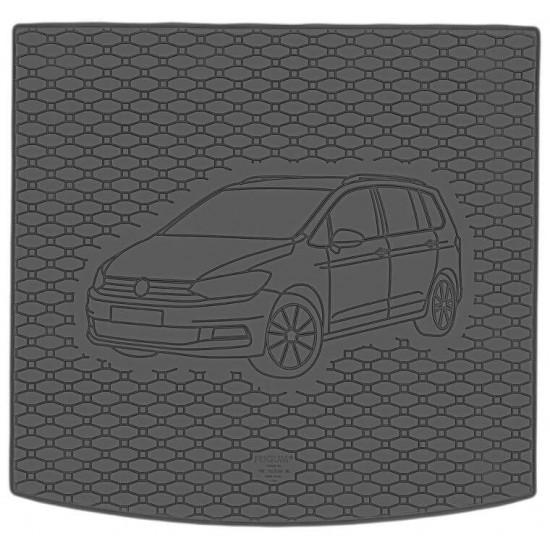 Gepek patosnica VW TOURAN  od 2015 - Patosnice za gepek (najpovoljnije cene www.silverauto.rs)