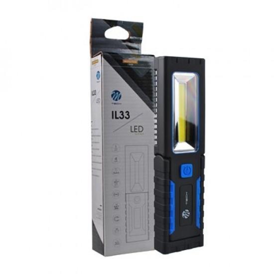 Baterijska lampa IL 33 M-tech - Baterijske lampe (najpovoljnije cene www.silverauto.rs)