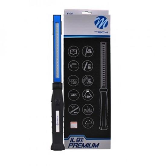Baterijska lampa IL 91 M-tech - Baterijske lampe (najpovoljnije cene www.silverauto.rs)