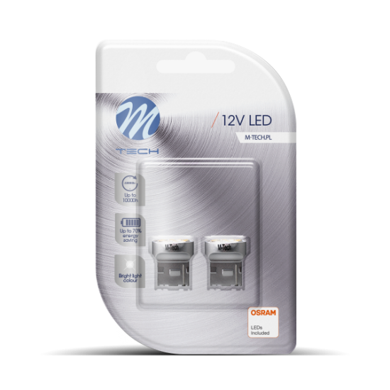 Auto sijalica Led  LB109  M-tech /cena za par sijalica/ - Led sijalice (najpovoljnije cene www.silverauto.rs)