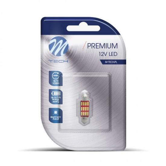 Auto sijalica LED LB603W CANBUS 36mm M-tech - Led sijalice (najpovoljnije cene www.silverauto.rs)