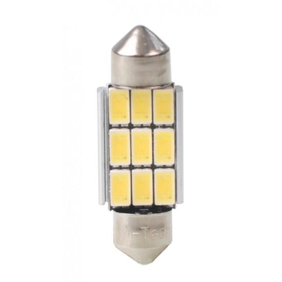 Auto sijalica LED LB815W CANBUS 36MM M-tech /cena za par sijalica/ - Led sijalice (najpovoljnije cene www.silverauto.rs)