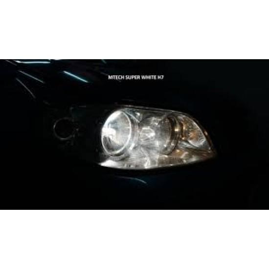 Auto sijalica Powertec SuperWhite H3 12v /cena za par sijalica/ - Powertec Super White (najpovoljnije cene www.silverauto.rs)