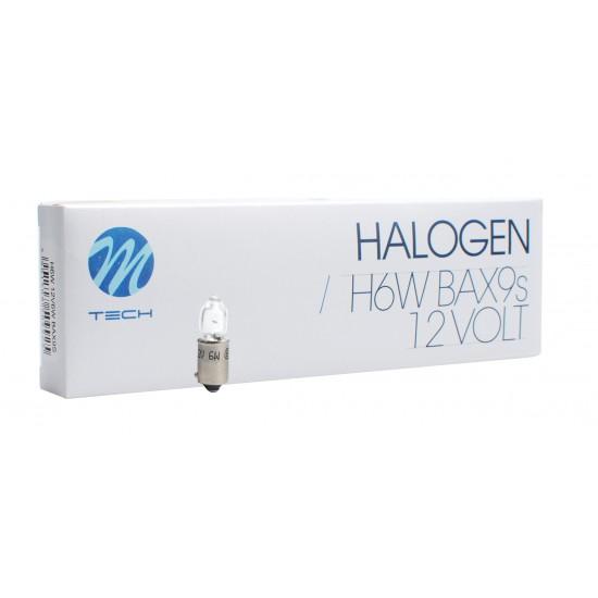 Auto sijalica H6W  M-Tech Z47 - Powertec halogene sijalice (najpovoljnije cene www.silverauto.rs)