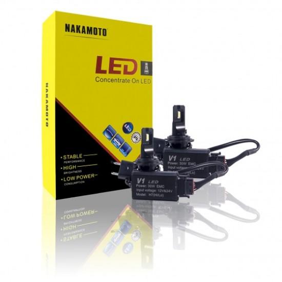 Auto sijalica LED H7 Nakamoto - Led sijalice (najpovoljnije cene www.silverauto.rs)