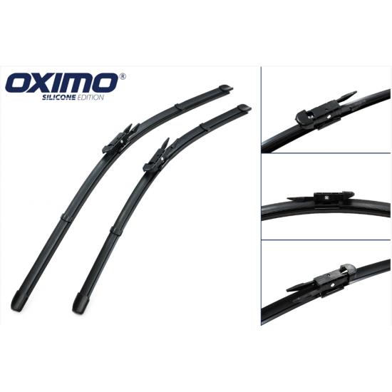 Metlice brisača Oximo  WB450550 - Prednje metlice brisača (najpovoljnije cene www.silverauto.rs)