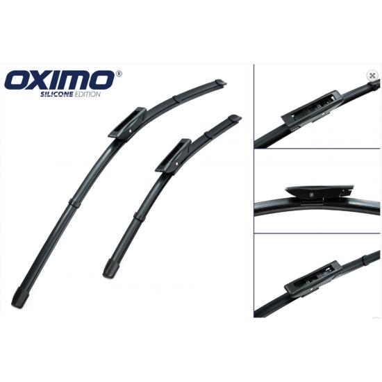 Metlice brisaca Oximo  WD400550 - Prednje metlice brisača (najpovoljnije cene www.silverauto.rs)