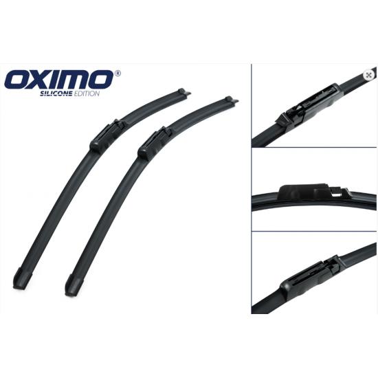 Metlice brisača Oximo  WF450450 - Prednje metlice brisača (najpovoljnije cene www.silverauto.rs)