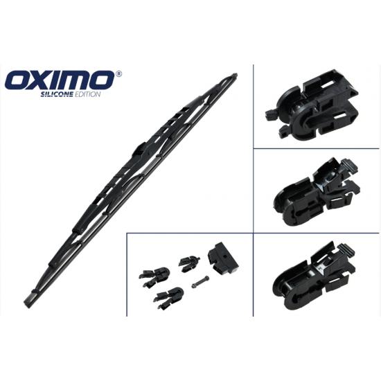 Metlice brisača Oximo  WUSAG600 - Metlice brisača za kamione, autobuse i kombi vozila (najpovoljnije cene www.silverauto.rs)