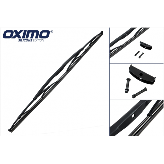 Metlice brisača Oximo  WUSAG613 - Metlice brisača za kamione, autobuse i kombi vozila (najpovoljnije cene www.silverauto.rs)