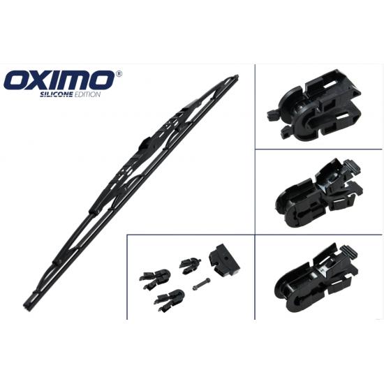 Metlice brisača Oximo  WUSAG700 - Metlice brisača za kamione, autobuse i kombi vozila (najpovoljnije cene www.silverauto.rs)
