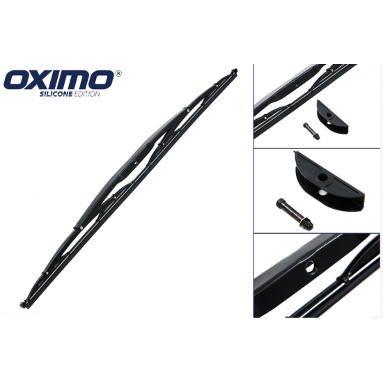 Metlice brisača Oximo  WUSAG800 - Metlice brisača za kamione, autobuse i kombi vozila (najpovoljnije cene www.silverauto.rs)