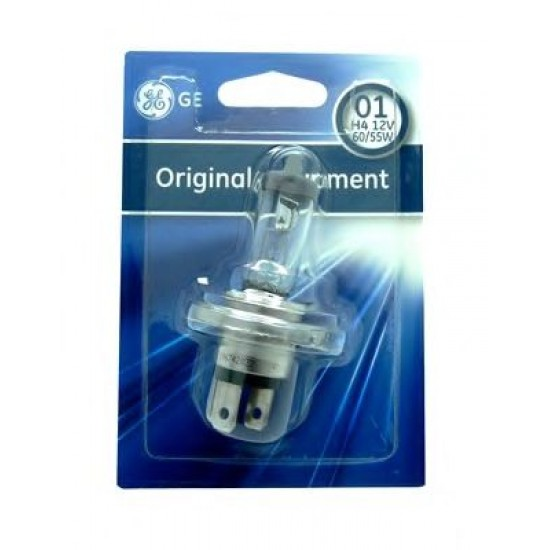 Auto sijalica 12v H4 55W General Electric - General Electric sijalice (najpovoljnije cene www.silverauto.rs)