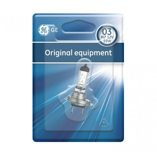 Auto sijalica 12v H7 55W General Electric - General Electric sijalice (najpovoljnije cene www.silverauto.rs)