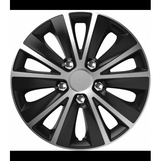 Ratkapne 14″ Rapide NC Silver & Black (ABS) - Ratkapne 14 (najpovoljnije cene www.silverauto.rs)