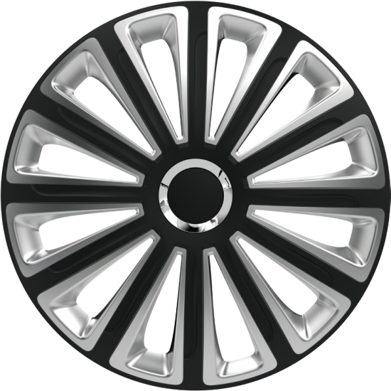 """RATKAPNE 16"""" TREND RC BLACK & SILVER - Ratkapne 16 (najpovoljnije cene www.silverauto.rs)"""