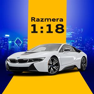 Automobili 1:18