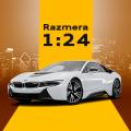 Automobili 1:24