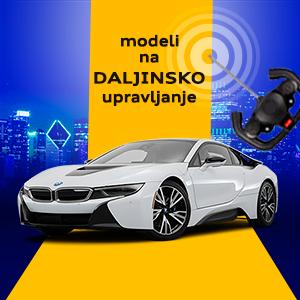 Automobili igračke na daljinsko upravljanje
