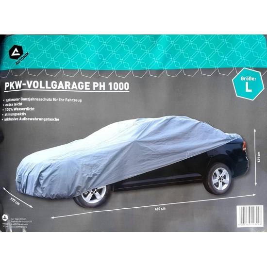 Cerada za auto L veličina – 480x177x121 - Cerade za automobile (najpovoljnije cene www.silverauto.rs)