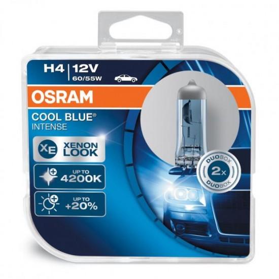 Auto sijalica Osram 12V H4 Cool Blue Intense - Osram sijalice (najpovoljnije cene www.silverauto.rs)