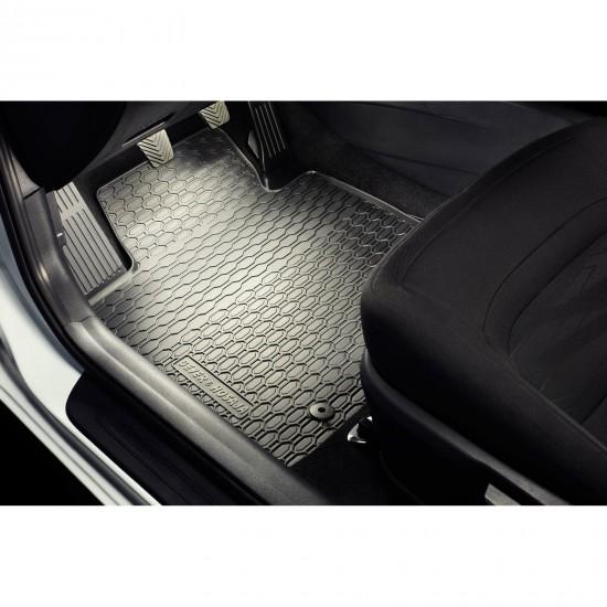 Gumene  patosnice Volkswagen Tiguan od 2016- - Tipske gumene patosnice (najpovoljnije cene www.silverauto.rs)