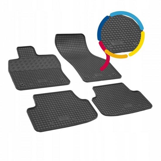 Gumene  patosnice  SEAT LEON od 2013 - Tipske gumene patosnice (najpovoljnije cene www.silverauto.rs)