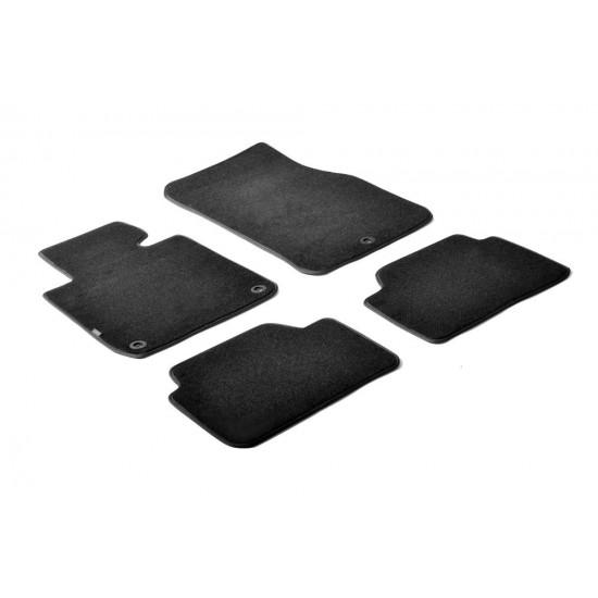 Tepih patosnice BMW F20 od 2012 Carera - Tipske tepih patosnice (najpovoljnije cene www.silverauto.rs)