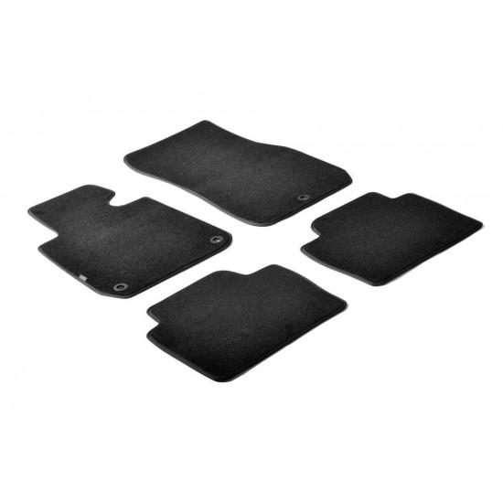 Tepih patosnice BMW F30 i F31 od 2012 Carera - Tipske tepih patosnice (najpovoljnije cene www.silverauto.rs)
