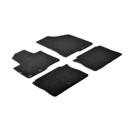Tepih patosnice Hyundai Santa Fe od 2011-2018 - Tipske tepih patosnice (najpovoljnije cene www.silverauto.rs)