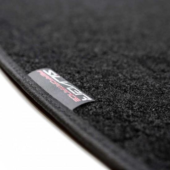 Tepih patosnice Peugeot 307 od 2001 do 2008 Carera - Tipske tepih patosnice (najpovoljnije cene www.silverauto.rs)