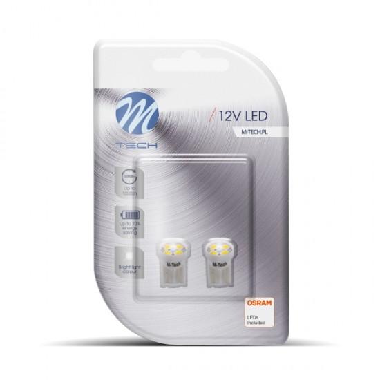 Auto sijalica LED L017 M-tech /cena za par sijalica/ - Led sijalice (najpovoljnije cene www.silverauto.rs)