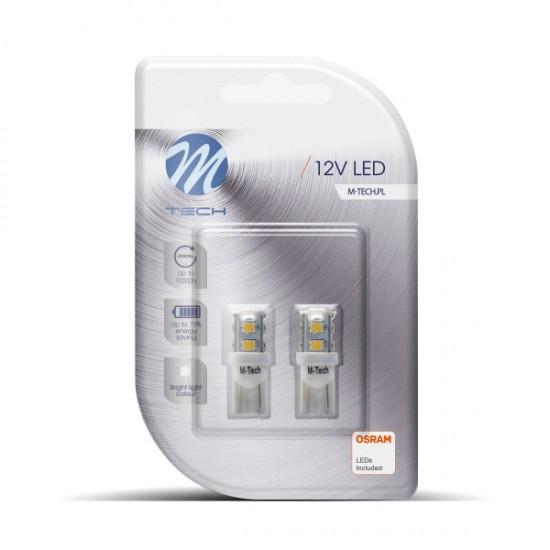 Auto sijalica LED L018 M-tech /cena za par sijalica/ - Led sijalice (najpovoljnije cene www.silverauto.rs)