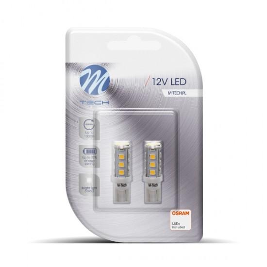 Auto sijalica LED L077 M-tech /cena za par sijalica/ - Led sijalice (najpovoljnije cene www.silverauto.rs)