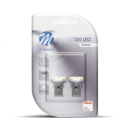 Auto sijalica LED L078 M-tech /cena za par sijalica/ - Led sijalice (najpovoljnije cene www.silverauto.rs)