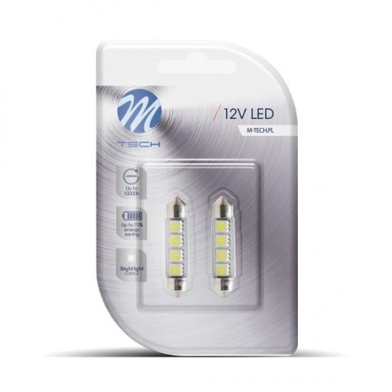 Auto sijalica LED L311 M-tech /cena za par sijalica/ - Led sijalice (najpovoljnije cene www.silverauto.rs)