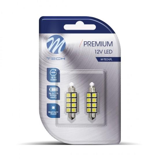 Auto sijalica LED L327  CANBUS M-tech /cena za par sijalica/ - Led sijalice (najpovoljnije cene www.silverauto.rs)