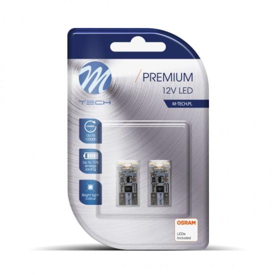 Auto sijalica LED L329  CANBUS M-tech /cena za par sijalica/ - Led sijalice (najpovoljnije cene www.silverauto.rs)