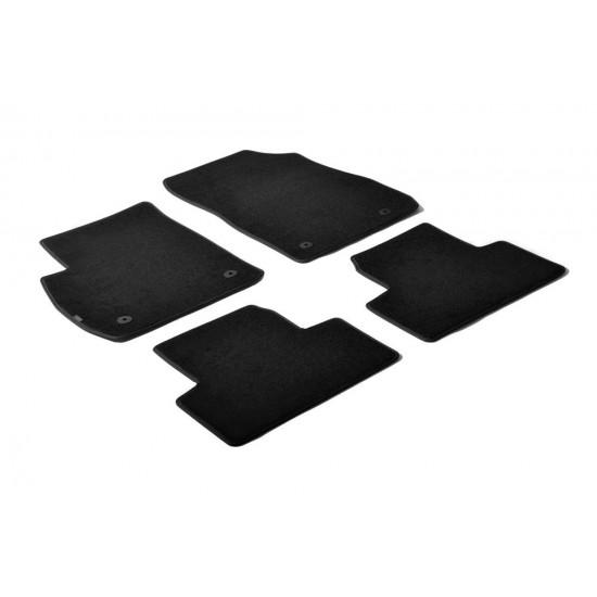 Tepih paosnice Skoda Opel Zafira C od 2012 - Tipske tepih patosnice (najpovoljnije cene www.silverauto.rs)