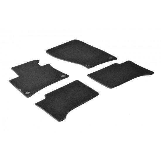 Tepih patosnice Volkswagen Touareg  od 2010-2017 - Tipske tepih patosnice (najpovoljnije cene www.silverauto.rs)