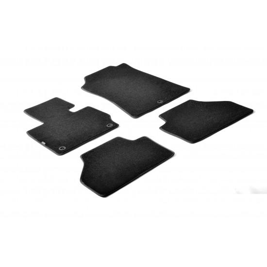 Tepih patosnice Bmw X3 od 2004 do 2010 Carera - Tipske tepih patosnice (najpovoljnije cene www.silverauto.rs)