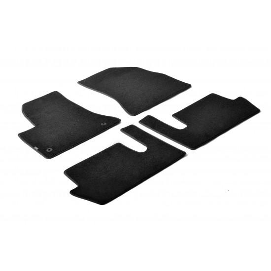 Tepih patosnice Citroen C4 Picasso od 2006 do 2013 Carera - Tipske tepih patosnice (najpovoljnije cene www.silverauto.rs)