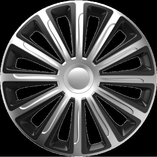 """RATKAPNE 15"""" TREND SILVER & BLACK - Ratkapne 15 (najpovoljnije cene www.silverauto.rs)"""