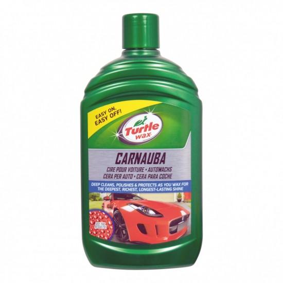 Carnauba Car Wax 500 ml - Auto kozmetika Turtle Wax (najpovoljnije cene www.silverauto.rs)